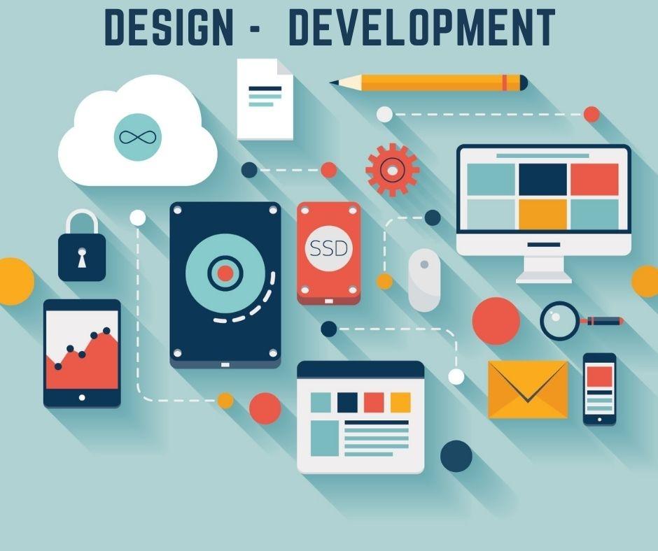 Sự khác biệt giữa thiết kế website và phát triển website